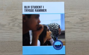 Student i trygge rammer – brochure