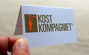 Kost Kompagniet visitkort