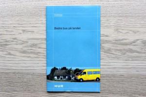 Bedre bus på landet – brochure